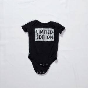 Babies With Attitude Limited Edition 3m Onesie